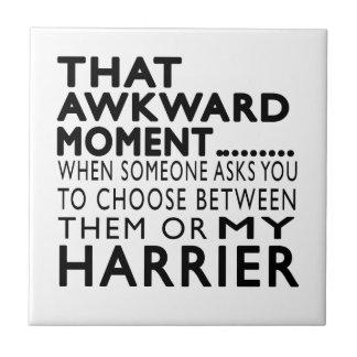 That Awkward Moment Harrier Tile