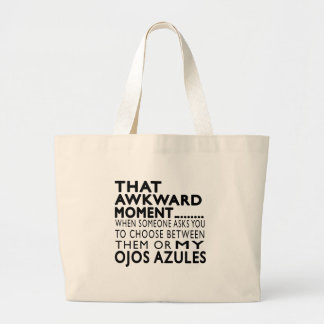 That Awkward Moment Ojos Azules Designs Bags