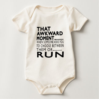 That Awkward Moment Run Designs Rompers