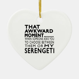 That Awkward Moment Serengeti Designs Christmas Tree Ornament
