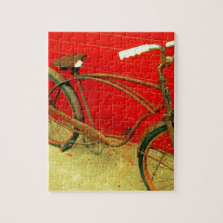 That Bike is a well loved piece of art! Jigsaw Puzzle