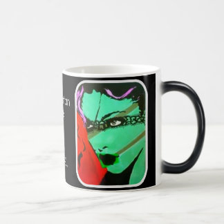 'That Certain Look' Morphing Mug
