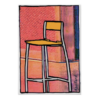 That Empty Chair Poster