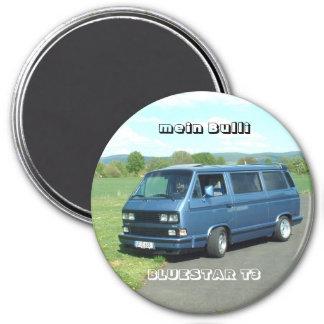 that is it my Bulli 7.5 Cm Round Magnet