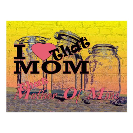 That MOM Postcards