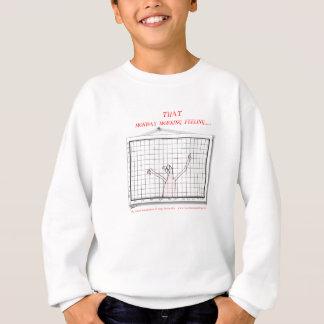 that monday morning feeling, tony fernandes sweatshirt