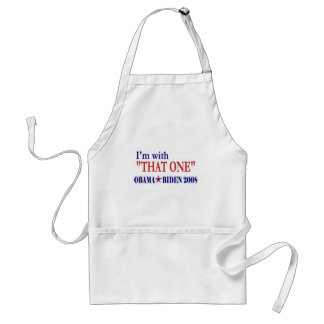 that one standard apron