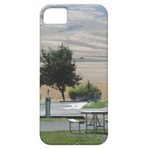 That Pendleton Hill from the Campground iPhone 5 Covers