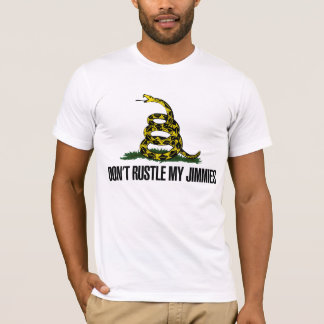That Really Rustled My Jimmies T-Shirt