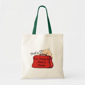 That s it Nana Tote Bags