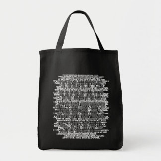 That s What SHE Said Tote Bags