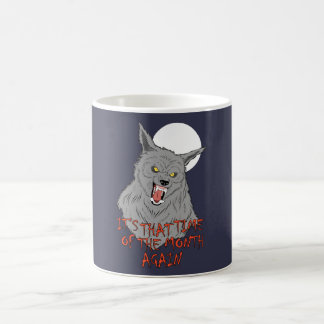 That Time of the Month 11 oz Morphing Mug