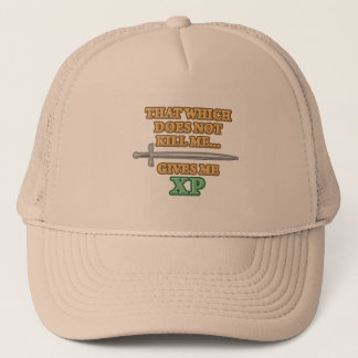 That Which Does Not Kill Me Trucker Hat