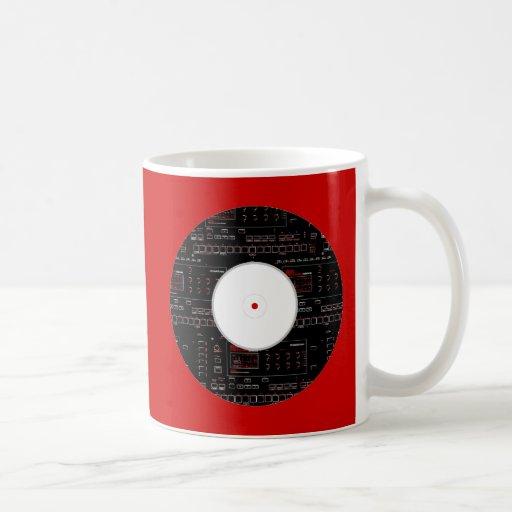That White Label's Electric! Mug