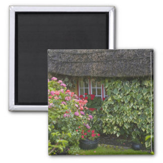 Thatched cottage Adare County Limerick Fridge Magnet