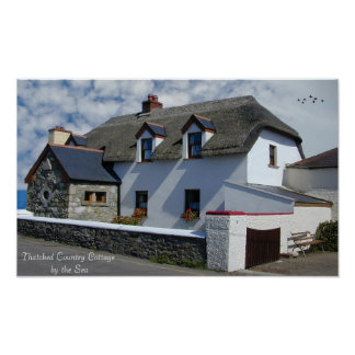 Thatched Cottage image for poster