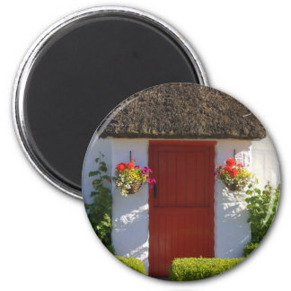 Thatched Cottage Magnet