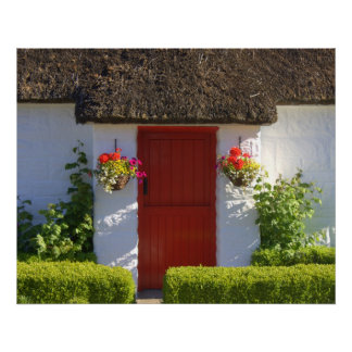 Thatched Cottage Posters