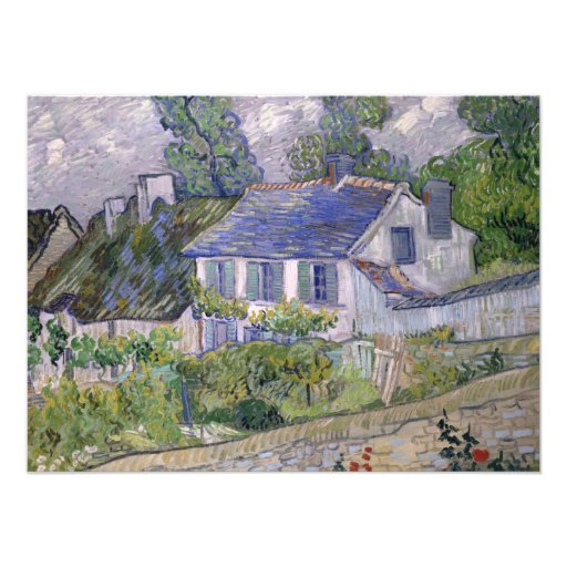 Thatched Cottages at Cordeville Photographic Print