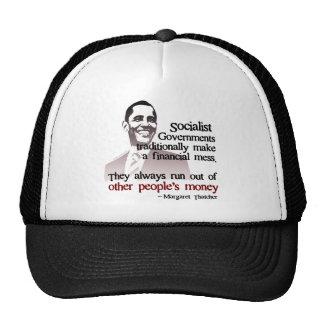 Thatcher socialist quote cap