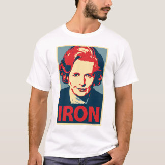 Thatcher The Iron Lady T-Shirt