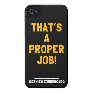 That's A Proper Job: A Cornish Soundboard Case