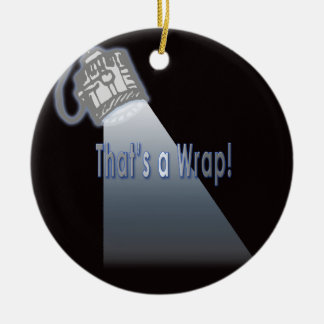 That's a Wrap! Christmas Ornament