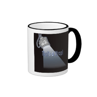 That's a Wrap! Coffee Mugs