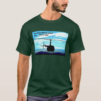 That's Cute Helicopter T-Shirt
