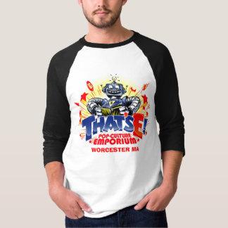 """That's E """"Baseball Style"""" COLOR LOGO T-Shirt"""