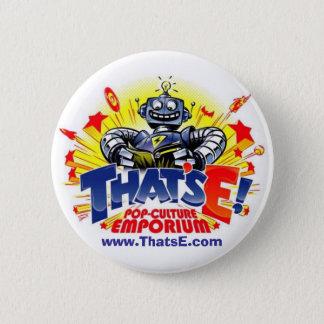 That's Entertainment Button! 6 Cm Round Badge