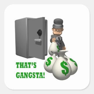 Thats Gangsta Stickers