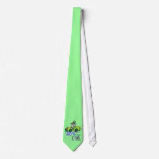 That's How I Roll Leprechaun Tie