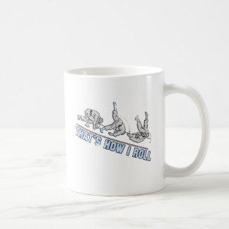 Thats how I roll Classic White Coffee Mug