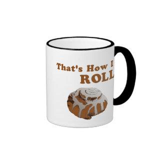 That's How I Roll Ringer Mug