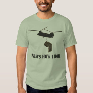 That's how I roll Tee Shirts
