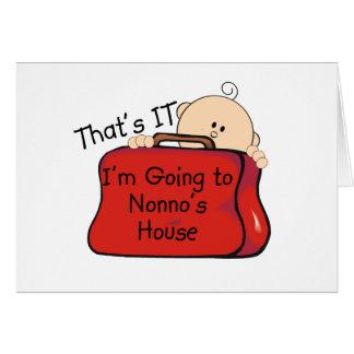 That's it Nonno Card