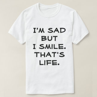 That's Life Men's Basic T-Shirt