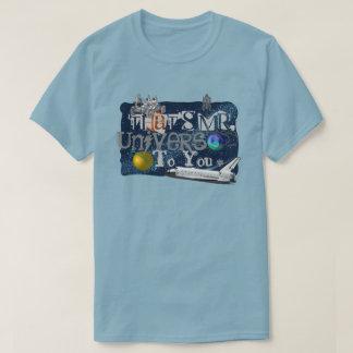 That's Mr. Universe T-Shirt