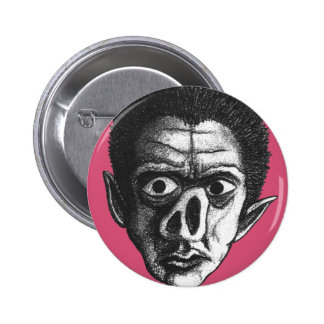 That's One Ugly Goblin 6 Cm Round Badge