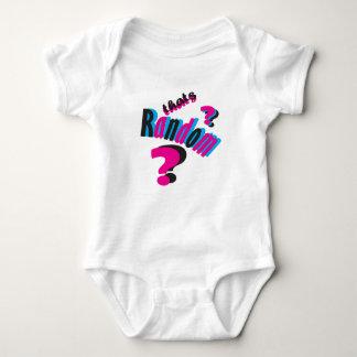 That's Random Baby Baby Bodysuit