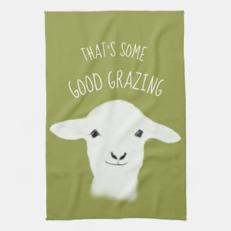 That's some good grazing - Kitchen Towel