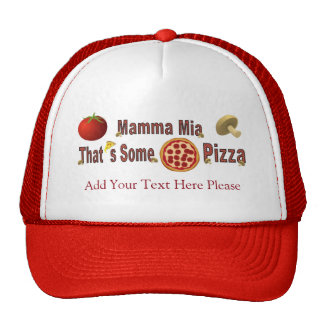 That's Some Pizza Cap