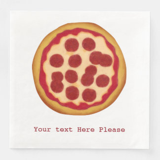 That's Some Pizza Pizza Party Disposable Napkin