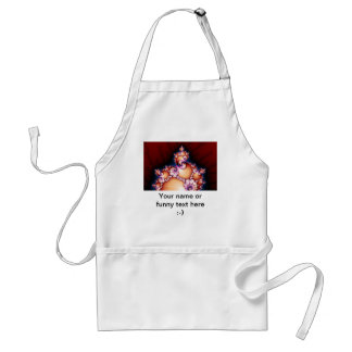 Thats The Point - Fractal Art Standard Apron