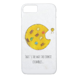 That's the Way the Cookie Crumbles iPhone 8/7 Case