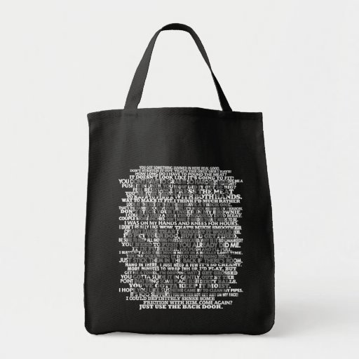 That's What SHE Said Tote Bags