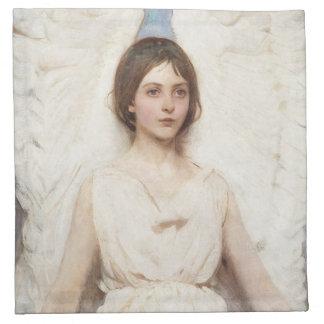 Thayer's Angel cloth napkins