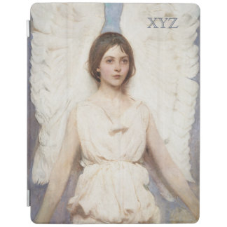 Thayer's Angel custom monogram device covers iPad Cover