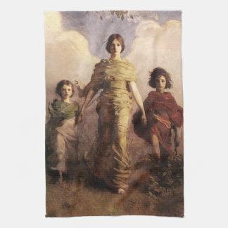 Thayer's Virgin hand towel